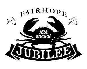The 16th Annual Fairhope Jubilee Presented by Prodigy Disc graphic