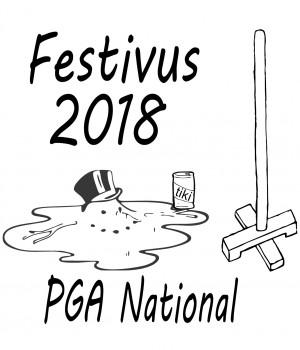 Festivus 2018 graphic
