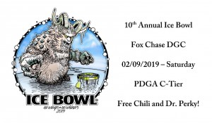 10 Annual Fox Chase Ice Bowl graphic