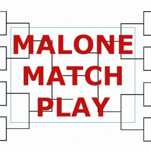 Malone New Years Eve Match Play graphic