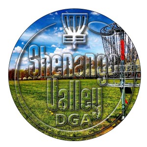 SVDGA Player Party 2019 Bag Tag Draft / Indoor Putting graphic