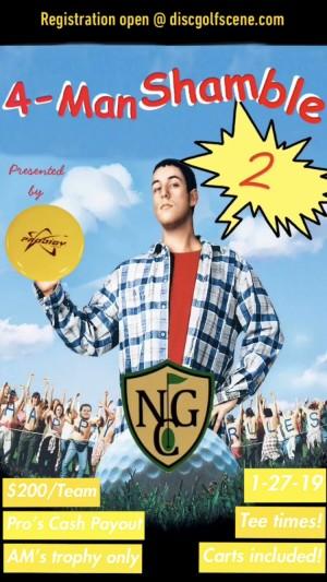 Nashboro 4-Man Shamble 2 graphic