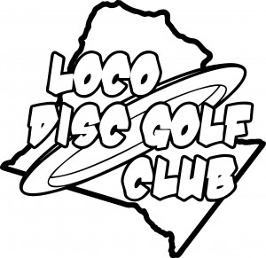 2019 LoCo Disc Golf Club Membership Drive graphic