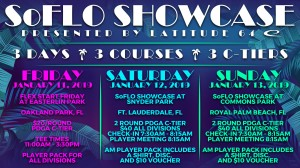 SoFLO Showcase at Snyder Park presented by Latitude 64 graphic