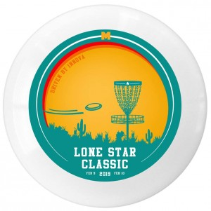 Lone Star Classic Driven by Innova Champion Discs Presented by BATADGA graphic