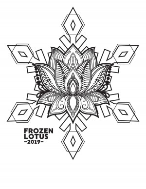 The Frozen Lotus, Driven by INNOVA graphic