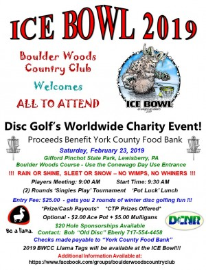 BWCC - Ice Bowl 2019 graphic