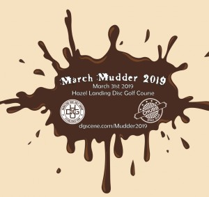 The March Mudder 2019 graphic