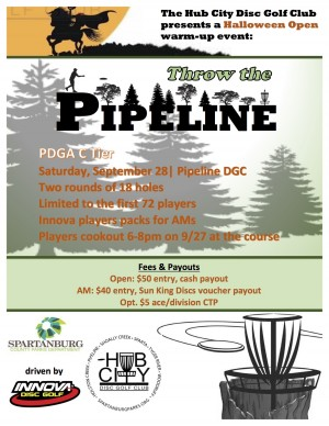 Throw the Pipeline graphic