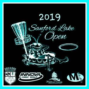2019 Sanford Lake Open graphic