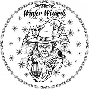 Winter Wizards - Lincoln Flying Disc Club graphic