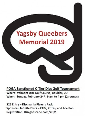 Yagsby Queebers Memorial 2019 graphic