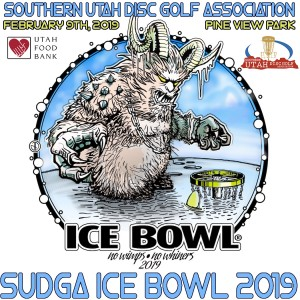 SUDGA Ice Bowl 2019 graphic