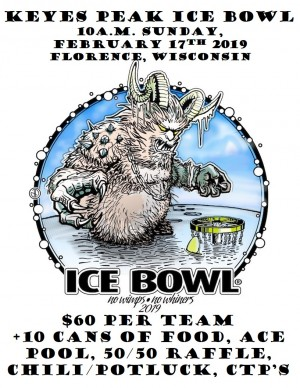 Keyes Peak Ice Bowl graphic