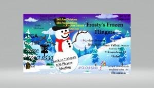 Frosty's Frozen Flingers graphic