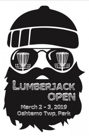 Lumberjack Open - Sun - 2019 graphic