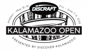 Discraft Kalamazoo Open Presented by Discover Kalamazoo- Amateurs graphic