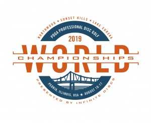 2019 PDGA Pro Worlds Parking/Spectator Pass graphic