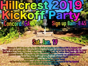 Hillcrest 2019 Kickoff Party Presented by LaurenAlexDG graphic