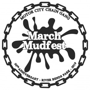 March Mudfest graphic