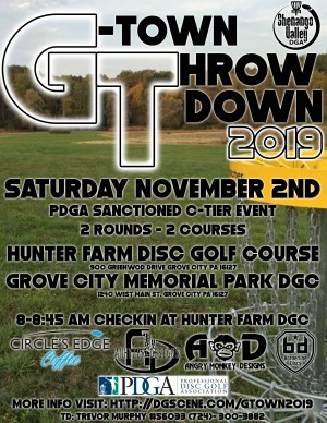 G-Town Throw Down 2019 graphic