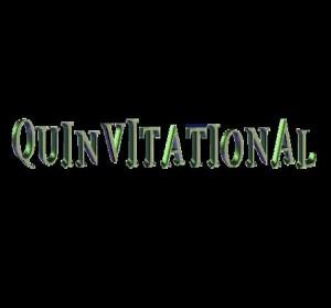 Quinvitational graphic