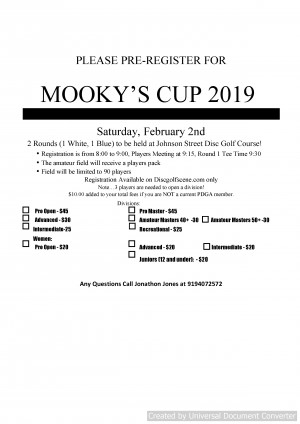 Mooky's Cup Not Yours graphic