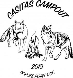 Casitas Campout graphic