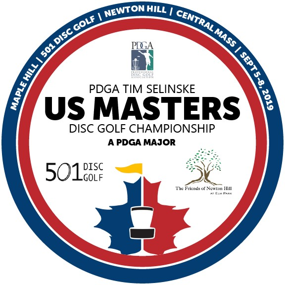 pdga tim selinske us masters disc golf championship 2019. Black Bedroom Furniture Sets. Home Design Ideas