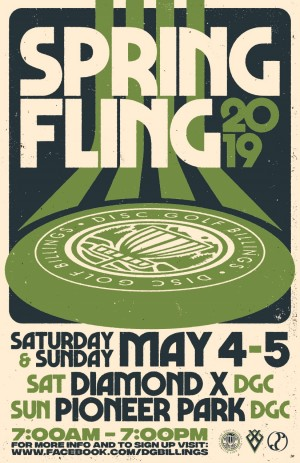 The Spring Fling Pro/Am (NGT Affiliate Event) graphic