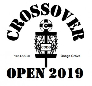 INAUGURAL CROSSOVER OPEN AM's graphic