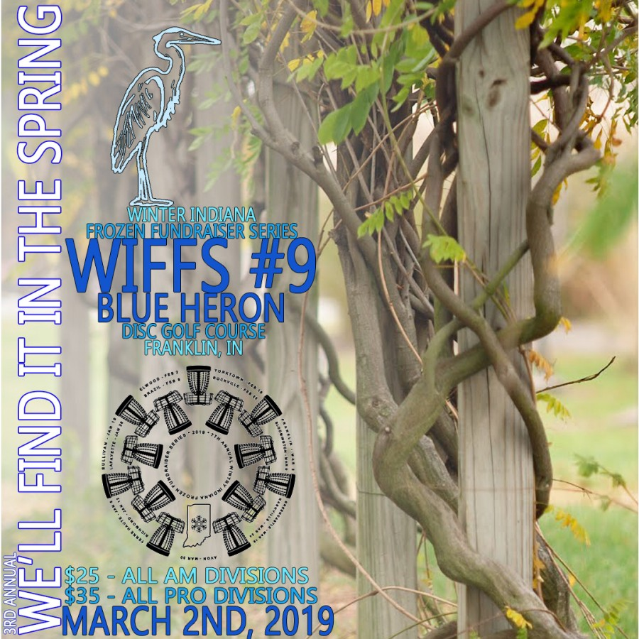 WIFFS #9- We'll Find it in the Spring (2019, Johnson County Disc
