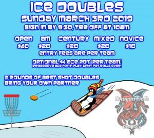 Ice Doubles 2019 graphic