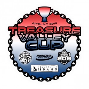 2019 Treasure Valley Cup Driven By Innova and 208 Discs graphic