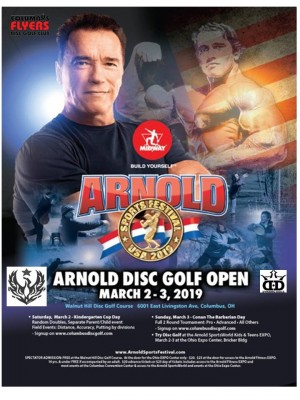 5th Arnold Classic Tournament: CPS #1 graphic