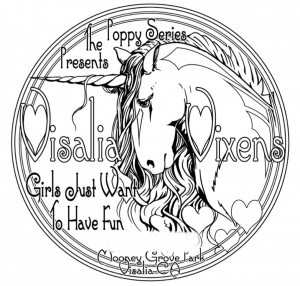 """Poppy Series Presents: Visalia Vixen 2nd Annual """"Girls Just Want To Have Fun"""" graphic"""