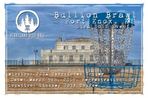 Fort Knox Bullion Brawl graphic