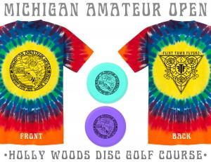 Michigan Amateur Open 2019 graphic