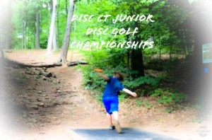 Disc CT Junior Disc Golf Championships sponsored by Dynamic Discs graphic