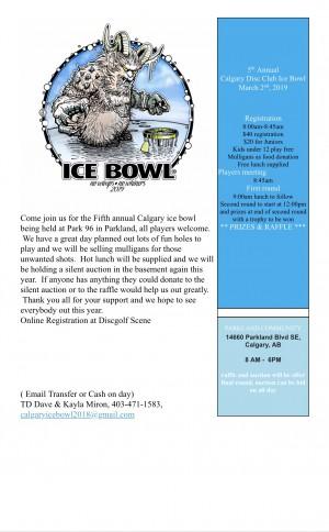 Calgary Ice Bowl 2019 graphic