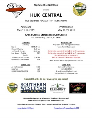 Huk Central - Professional graphic