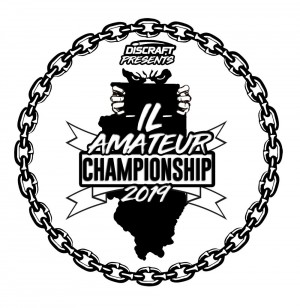 6th Annual Illinois Amateur Championships Presented by Discraft graphic