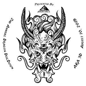 2nd Annual Dragon DiscDown a.k.a. 3D - Presented by Axiom Discs graphic