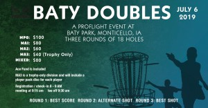 Baty Doubles graphic
