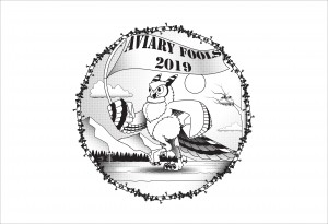 Aviary Fools 2019 Sponsored by Dynamic Discs graphic