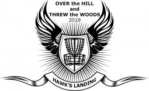 Over the Hill and Threw the Woods 2019 graphic