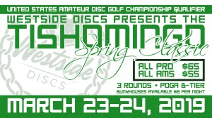 Tishomingo Spring Classic presented by Westside Discs graphic