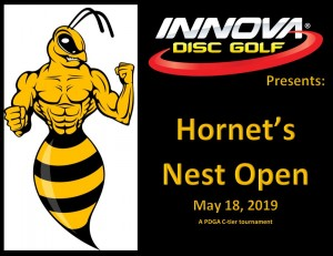 2019 Hornet's Nest Open - Mt. Sterling, IL graphic