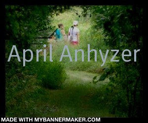 April Anhyzer graphic