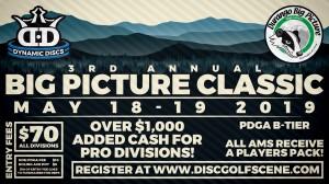 3rd Annual Big Picture Classic graphic